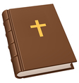 Bible vector image vector image