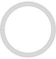 railway constructor vector image vector image