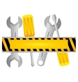 Tools technical service icon vector image vector image