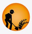 Farm design vector image vector image