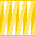 modern yellow ribbon pattern background ima vector image