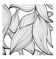 simple black and white patterns backgrounds vector image vector image
