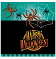Happy Halloween for Kids vector image