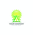 family happy organization business consulting vector image