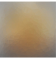 polygon gradient background in beige and gray vector image vector image