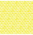 sunny summer sketch background vector image vector image