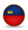 Liechtenstein Seal vector image