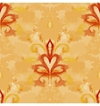 Seamless with vintage watercolor pattern vector image