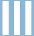 argentine flag background blue and white stripes vector image
