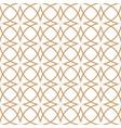 decorative seamless ornamental pattern - luxury vector image