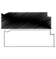 escambia county alabama counties in alabama vector image vector image