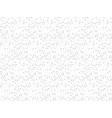 polka dots pattern seamless background black vector image