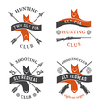 sly fox club vector image