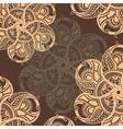 Coffee abstract background vector image