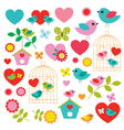 bird clipart vector image vector image