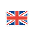 British-flag-380x400 vector image vector image