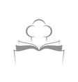Cookbook Logo vector image vector image