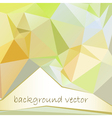 Abstract colorful geometric background 5 V vector image