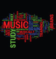 life is as musical as a play text background word vector image vector image