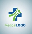 MEDICAL LOGO 1 vector image vector image