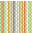 Striped seamless vintage pattern with vertical vector image vector image