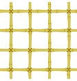Bamboo grating lattice seamless background vector | Price: 1 Credit (USD $1)