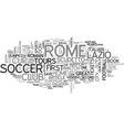 are you soccer mad soccer crazy then try these vector image vector image