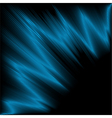 Glowing striped vector image vector image