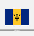 national flag barbados barbadian country flag