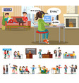 education and learning concept vector image vector image