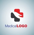 MEDICAL LOGO 5 vector image vector image