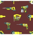 remodel tools seamless pattern vector image vector image