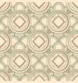 abstract seamless medieval pattern vector image