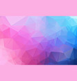 abstract irregular polygon background with a vector image