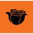 Cabbage icon vector image