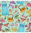 girlish things vector image