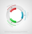Abstract for business vector image