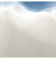 Blue Sky With Clouds Modern pattern Nature vector image