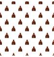 castle pattern vector image