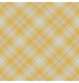Seamless tartan plaid pattern vector image vector image
