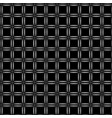 squares in grid geometric seamless pattern 301 vector image