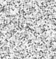 Checkered grey pattern vector image