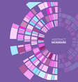 purple and pink abstract background vector image vector image