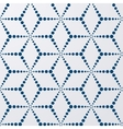 a seamless pattern vector image vector image