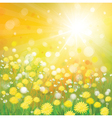 Spring background vector | Price: 1 Credit (USD $1)
