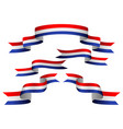 netherlands insignia vector image vector image