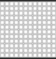 abstract seamless pattern of squares with rounded vector image