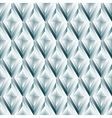 Seamless pattern made of rhombus cut diamonds vector image vector image