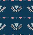 Boho Chic seamless pattern vector image vector image