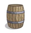 barrel 001 vector image